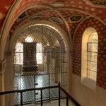 »Silberne Kapelle« – hier befinden sich die Grabmäler Erzherzog Ferdinands II. und seiner Gattin Philippine Welser