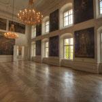 Die Prunkräume der Hofburg wurden aufwendig renoviert …