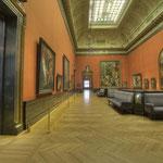 Die Gemäldegalerie gehört zu den bedeutendsten der Welt.