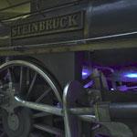 Detail der »Steinbrück«