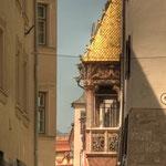 Das »Goldene Dachl«