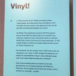 Vinyl geschiedenis