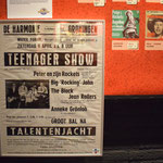 Teenager show poster.