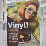 Poster vinyl expositie