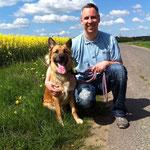 Im Mai 2014 lernten wir Mailo im Tierheim Malchow kennen und lieben. Nun ist er Teil unseres Lebens und hat bei uns ein tolles Zuhause.