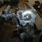 Jaguar MK 10 Motor