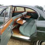 Jaguar 420G Innen