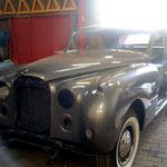 Jaguar MK 9