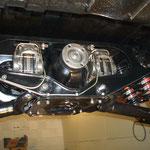 Jaguar MK 10 Hinterachse