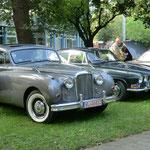 Jaguar MK 9 Oldtimertreffen Winsen/Luhe
