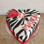Zebra hart Manon