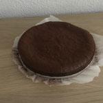 Smeuige chocoladetaart
