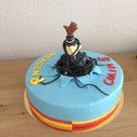 Inspector Gadget taart