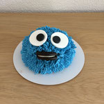 Cookie Monster smash