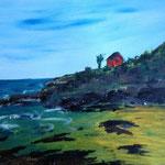 Coast at Tonnes, Helgeland, 2014