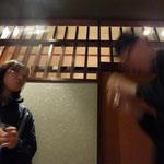 吉田先輩と関沢
