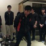 小田先輩のエールは滋賀大1です!