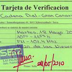 SER-Las Palmas - 2000