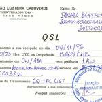 D4A- Sao Vicente Radio - 1996