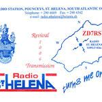 Radio St. Helena - 2006
