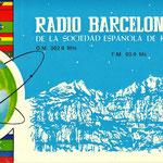 Radio Barcelona - 1983