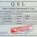 Radio Caribbean International - 1997