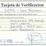 COPE- Las Palmas - 2000