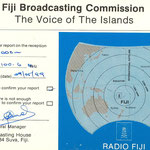 Radio Fiji - 1999