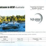 HCJB - Australia - 2008-A