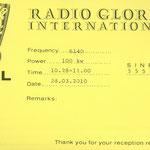Radio Gloria - 2010
