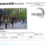 HCJB - Australia - 2011