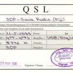 3DP-Suva Radio - 1999