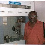 Radio Africa - 2005