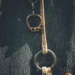 Fingerring aus Bronze