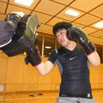 格闘技 キックボクシング練習 徳島