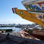 Nouadhibou et le banc D'arguin