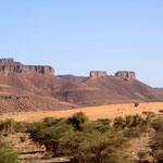 Paysages et vie de Mauritanie