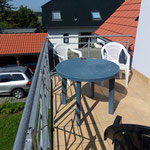 Unser gemeinsamer Balkon