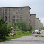 Prora alte KDF Gebäude