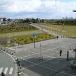 MOISSY-CRAMAYEL (77) / Aménagement du parc du Levant - Gare de Moissy-Cramayel / 2002-2005 / SAN & EPA SENART / Partenaire : Pascal CRIBIER / Budget : 6,5 M€ HT / Mission Complète L.DUFOUR pour Ingénieurs&Paysages