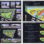 ESSEY-LES-NANCY (54) / Réaménagement du quartier de Mouzimpré/ 1999-2005 / SOLOREM - C.U. de NANCY / Mandataire : P. MAURAND architecte, BCI BE VRD / Budget prévisionnel: 2,44 M€ HT/ Mission DIAG-ORIENTATIONS B.POURRAIN pour Ingénieurs&Paysages