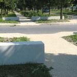 MARNE-LA-VALLEE (77) / Aménagement des espaces publics de la ZAC BUSSY SUD / Maîtrise d'ouvrage: EPA MARNE / Date: 2002-2005 / Budget prévisionnel: 2,6 M€ HT / Mission: Complète L.DUFOUR pour Ingénieurs&Paysages