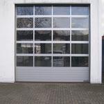 INDUSTRIE-SEKTIONALTOR PROJEKT: BOSCH CAR SERVICE - BARLMEYER GMBH IN HAGEN