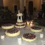 Chantilly classica con frutta fresca