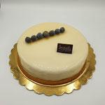 Mirtilla - Mirtillo e cioccolato bianco al profumo di cannella