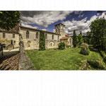 Chancelade _ abbaye_20150521_1_6_ Périgord Blanc 10500 x5200 pix _ Tirage  0,80 m x 0,40 m env. à 300 dpi