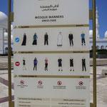Die Kleiderordnung