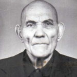 Первый председатель колхози Мустафин Хасан