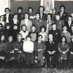 Участники УПАСК. Йошкр-Ола. 1978г.