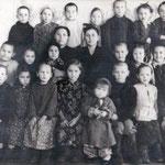Выпускники школы 1950 года